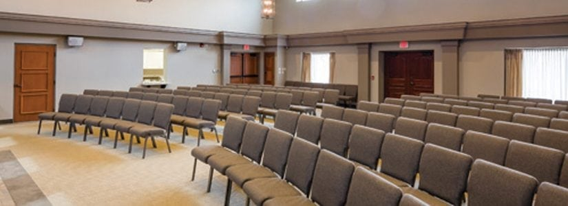 Largest Chapel in Ontario