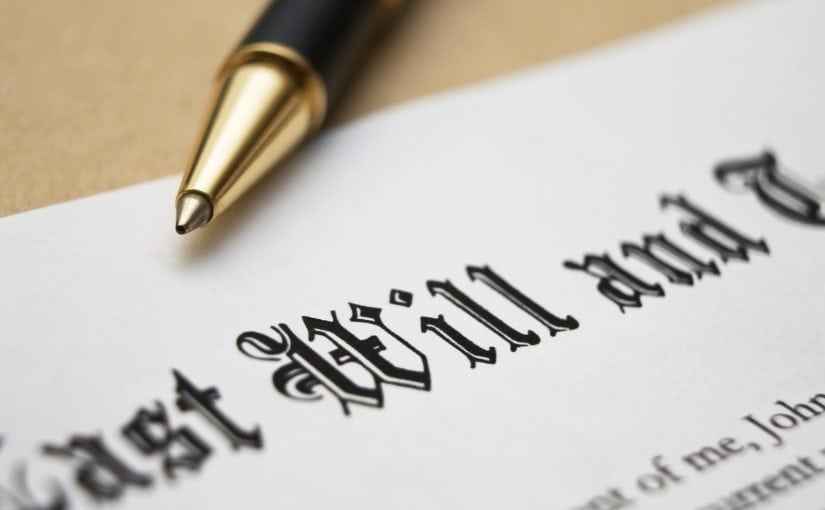 Why You Need an Updated Will